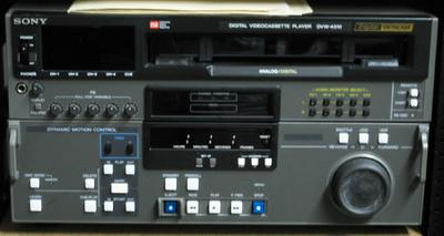 picture of SONY DVW-A510